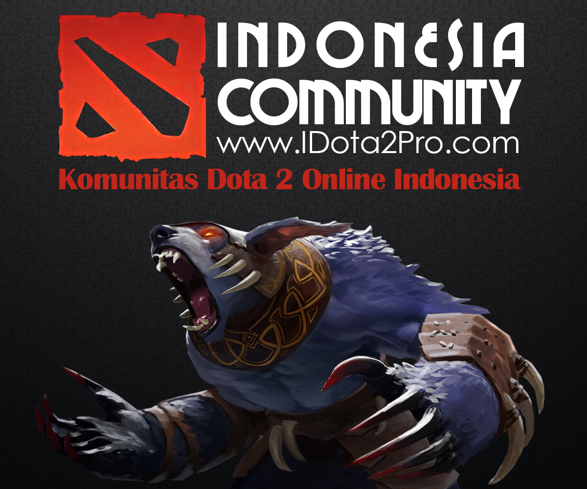 IDota2Pro - Komunitas Dota 2 Online Indonesia!