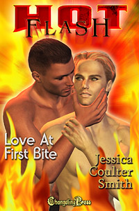 Love at First Bite by Jessica Coulter Smith