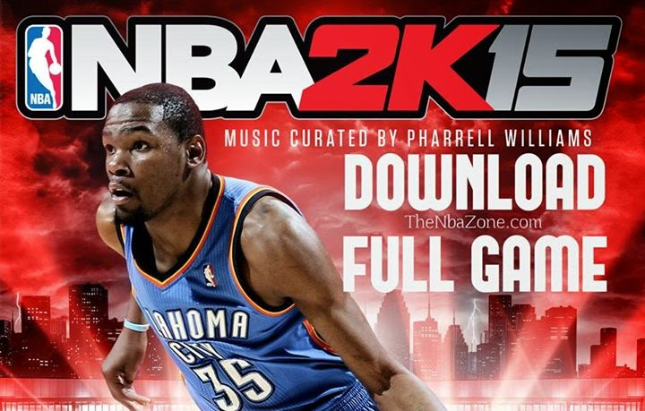 NBA 2k15 Free Full Game Download (MediaFire and Mega)