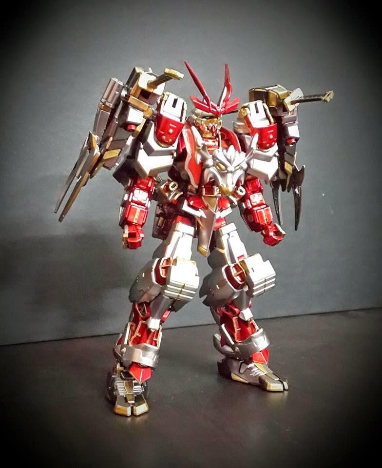 HGBF 1/144 Gundam Astr...