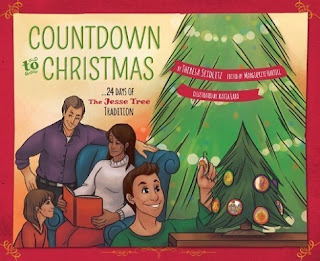 Countdown to Christmas: 24 Days of the Jesse Tree Tradition cover