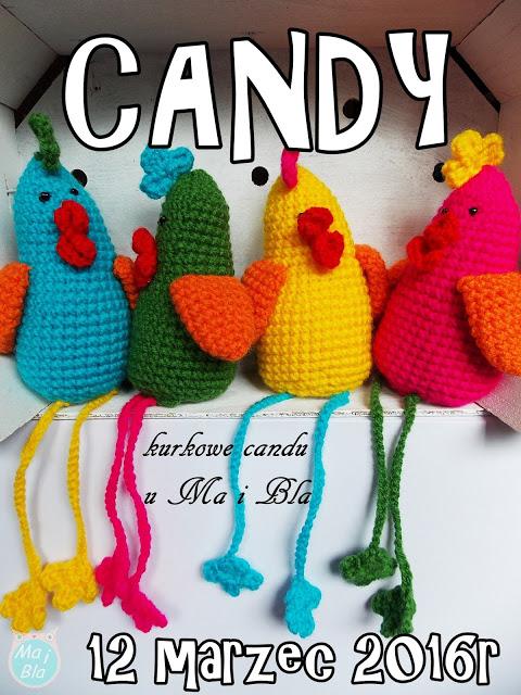 Kurkowe candy