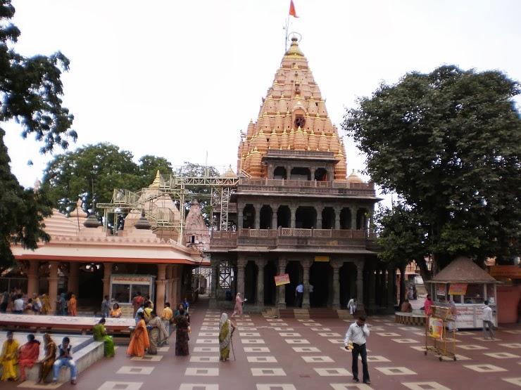 Mahakaleshwar Jyotirlinga IN Ujjain India