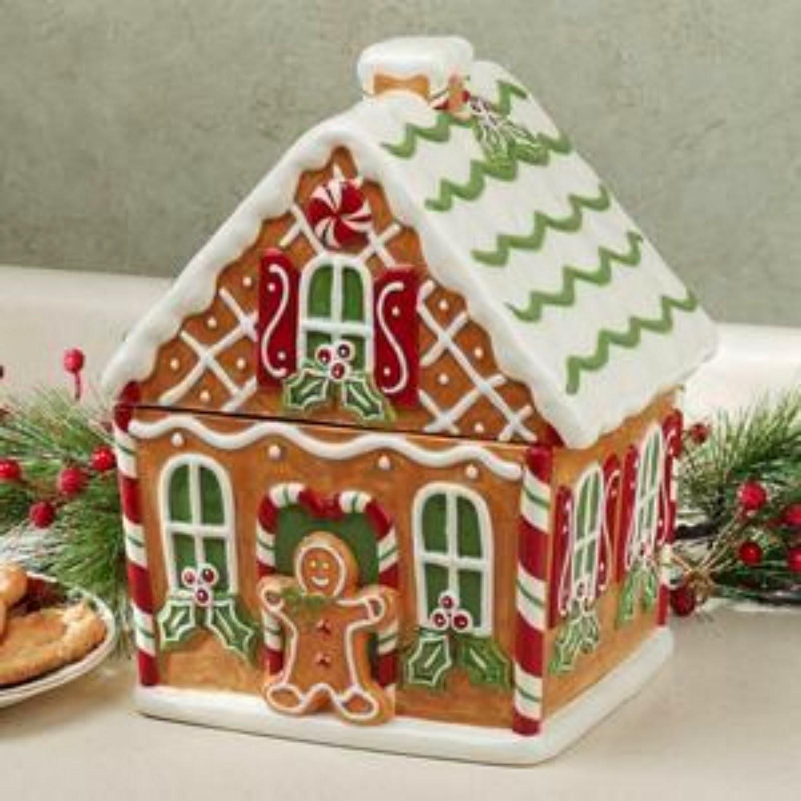 Cream Wooden Christmas Decorations