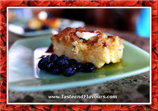 Recipe of baked French toast