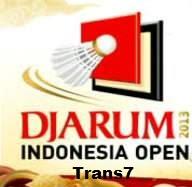Jadwal Siaran Langsung Bulutangkis Indonesia Open 2013 di Trans7