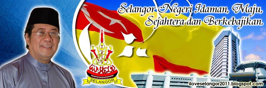 Selangor Negeri Idaman, Maju dan Sejahtera
