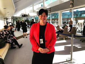 Marlene Burwick (S) - Uppsalas röst i riksdagen