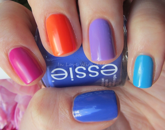 essie - too taboo Neon Kollektion
