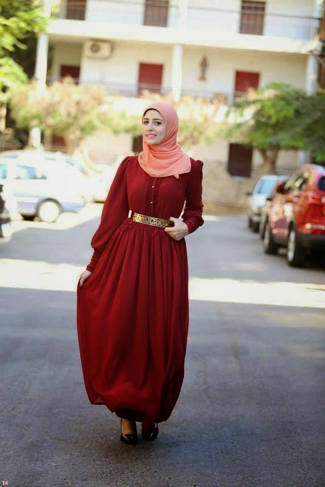 Hijab Style Trends For Girls 2015 Hijab Style