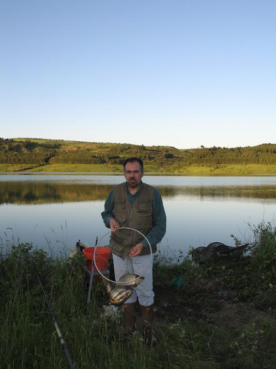 7 maggio 2009 - Lago Locone