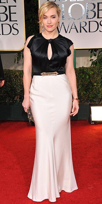 Kate Winslet in Jenny Packham