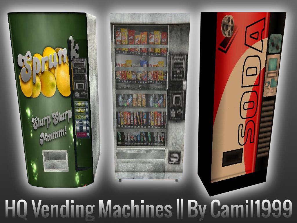 gta 5 soda machine locations