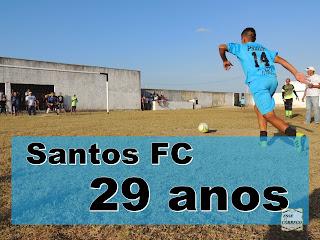 Santos de Córrego realiza torneio de 29 anos