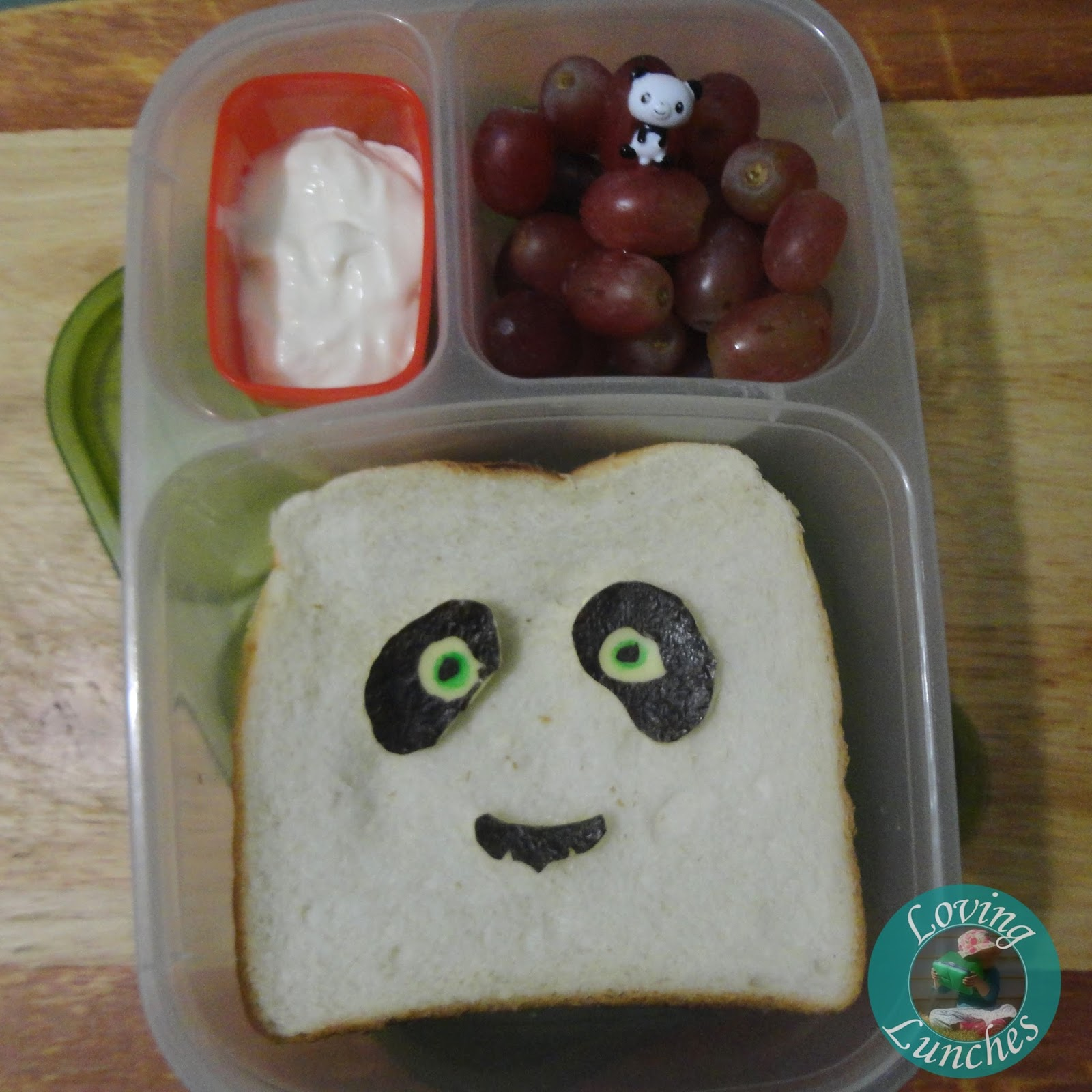 Loving Lunches: Kung Fu Panda Lunches of Awesomeness Viper