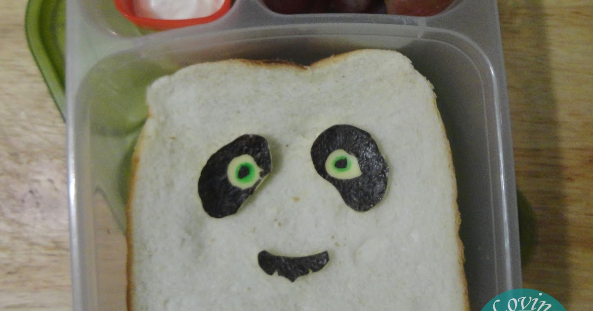 Loving Lunches: Kung Fu Panda Lunches of Awesomeness