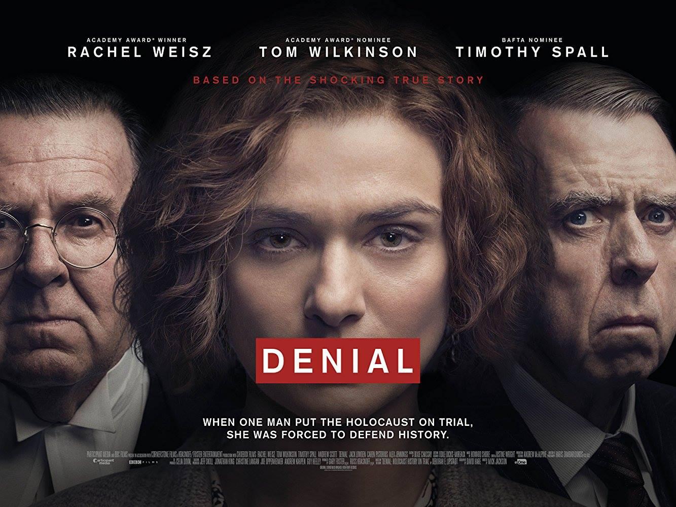 Movie: Denial - Tagadás