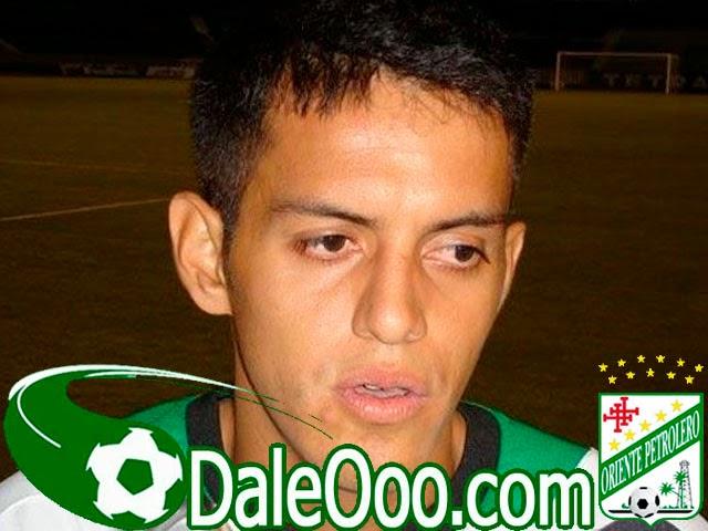 Oriente Petrolero - Jhasmani Campos - DaleOoo.com sitio del Club Oriente Petrolero