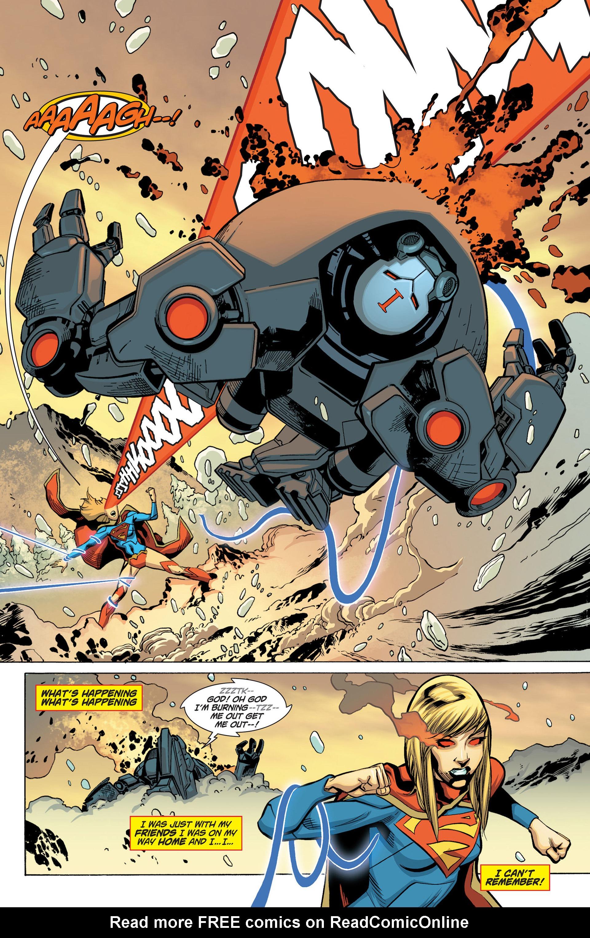 Supergirl (2011) Issue #1 #3 - English 12