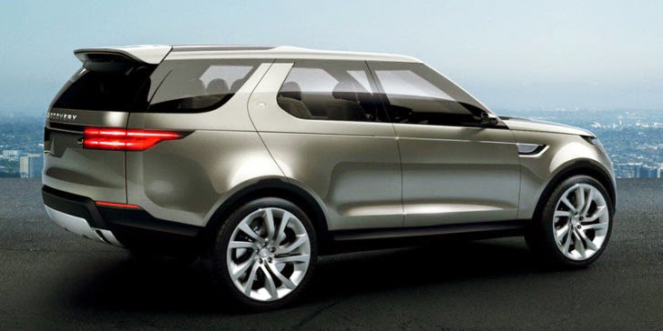 2014 New Land Rover Discovery Vision Concept And Price Review