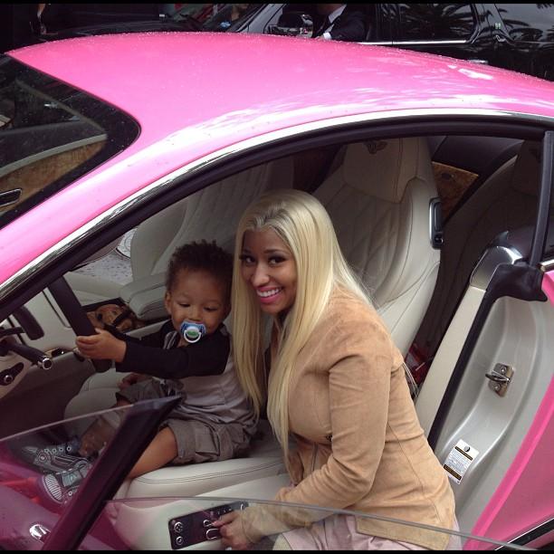 Entertainment: Alicia Keys son with Nicki Minaj |TG ...