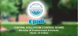 CPCB Vacancy 2014