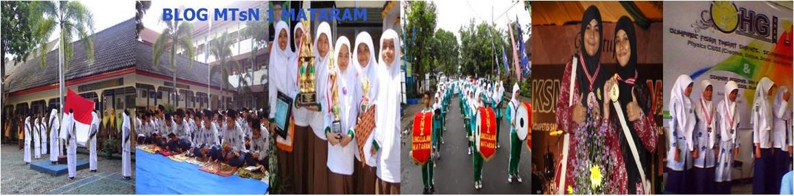 Blog MTsN 1 Mataram