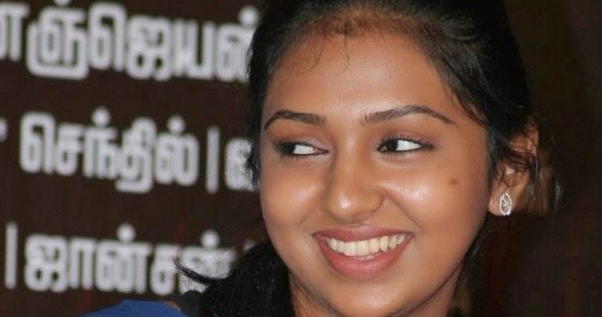 Lakshmi Menon Photos at Blue Dress at Naan Sigappu ... Naan Sigappu Manithan Lakshmi Menon Hot Stills