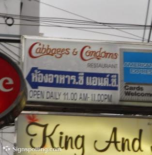 Funny Thai translations