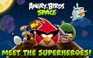 Angry Birds Space 2012 Free Download Full Version PC Game on Mediafire
