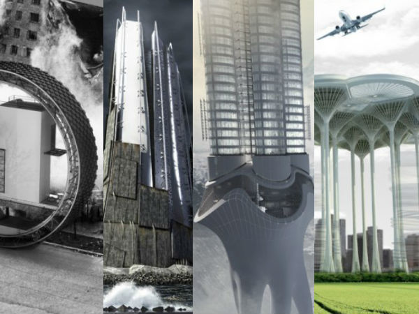 25 Amazing Skyscraper Concepts