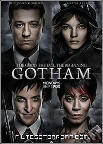 Gotham 1 Temporada Torrent HDTV