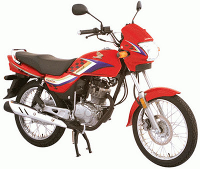 Honda CG 125 DELUXE Bike Price in Pakistan 2012: All About News