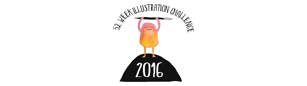 The 52-Week Illustration Challenge