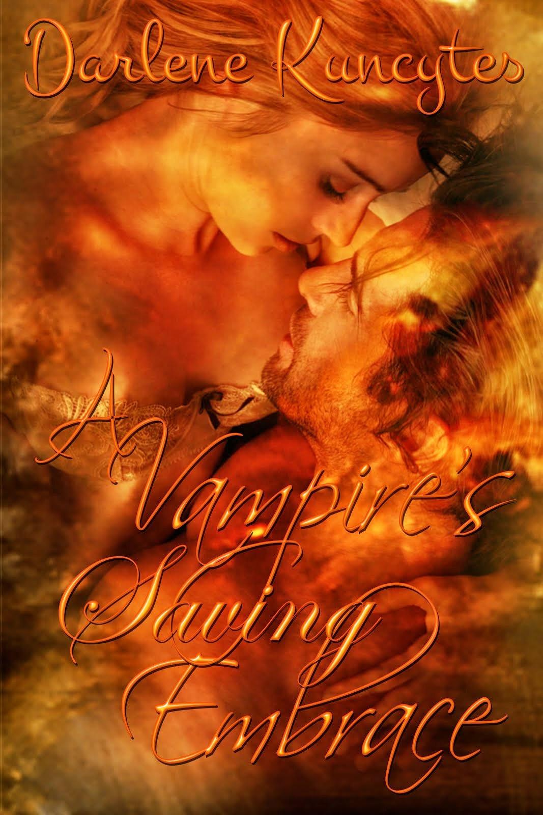 A Vampire's Saving Embrace
