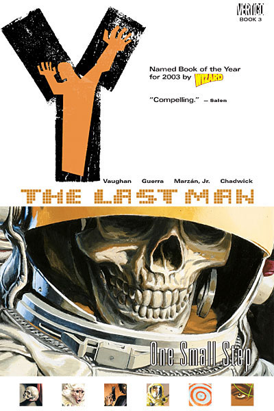Y: The Last Man  Vol 3