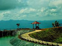 Embung Sriten Telaga tertinggi di Yogyakarta