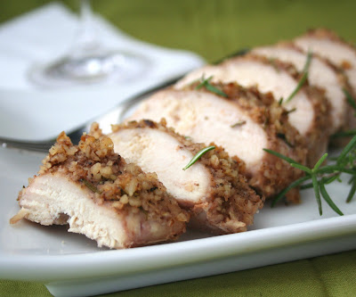 Tasty Chicken Recipes and They Are Diabetic Friendly, Too - Cashew Curry or Walnut Stuffed Breasts
