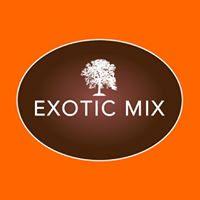 EXOTIC MIX - Kvalitetsnødder og Tørret Frugt