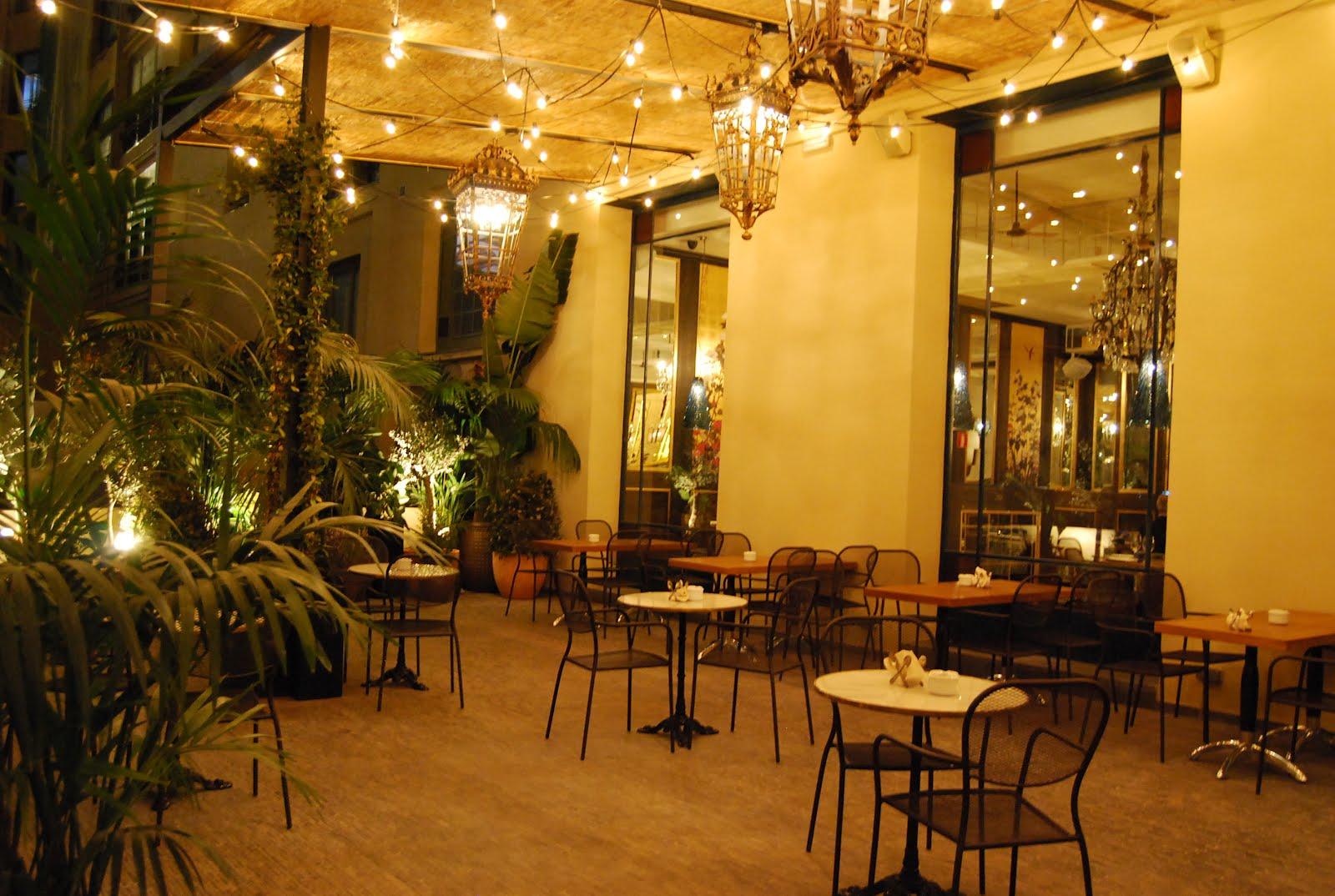 Today i like blog today i like chez coco restaurant in barcelona - Restaurante casa paloma barcelona ...