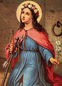 St Philomena