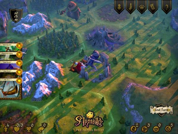 Armello iOS iPhone and iPad
