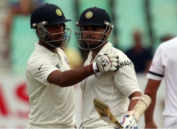 Cheteshwar-Pujara-Murali-Vijay-2nd-Test-SA-vs-INDIA-2013