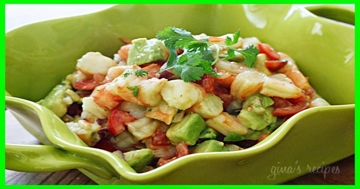 weight watchers best recipes | Zesty Lime Shrimp and Avocado Salad ...