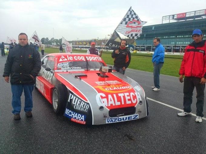 Abandono con suerte II: Ivan Ramos Campeón del Turismo 4000 Argentino