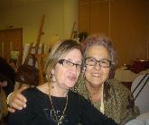 Eu e a Isabel Fontes Pires