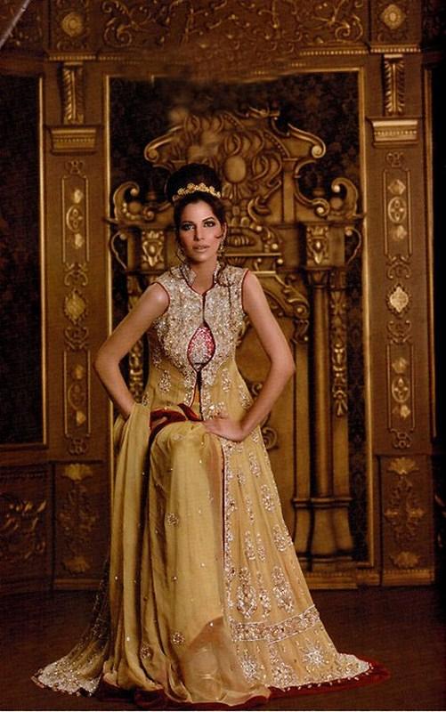 Fashion Magazine Valima Dress For Bridal