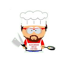 alocados en la cocina
