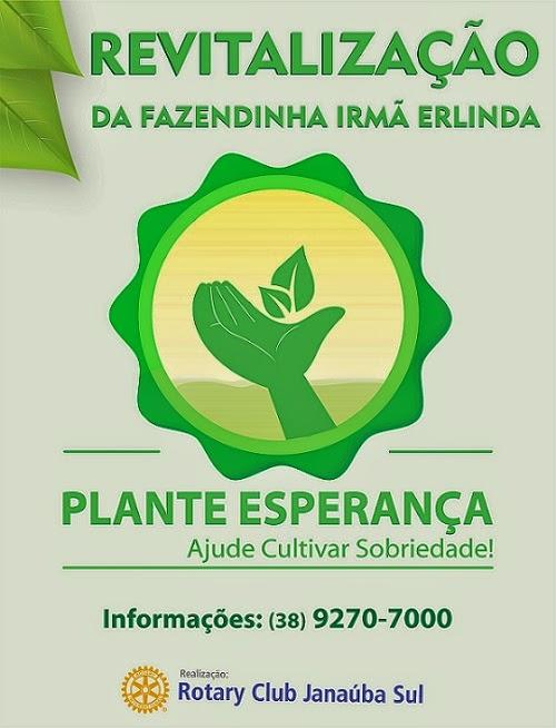CAMPANHA DO ROTARY CLUB JANAÚBA SUL