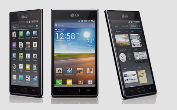 Spesifikasi LG Optimus L7 P700